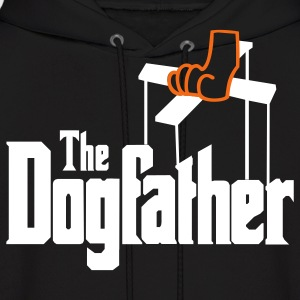 The Dogfather! Hoodies - Men's Hoodie