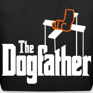 The Dogfather! Bags  - Eco-Friendly Cotton Tote
