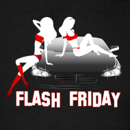 Design ~ Flash Friday Mens Tee