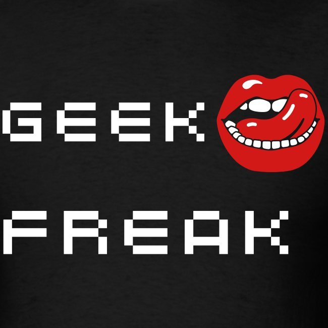 GEEK FREAK Men's T-shirt