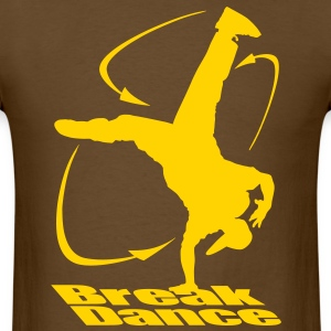 Breakdance move flex T-Shirts - Men's T-Shirt