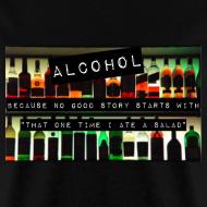 Design ~ Alcohol