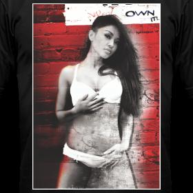 Design ~ 'OWN IT'  men's t-shirt