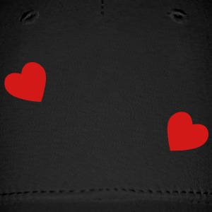 two hearts Caps - Baseball Cap