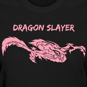Dragon Slayer (Womens) - Women's T-Shirt
