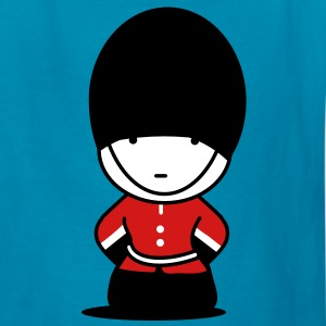 A Royal Guard in London Kids' Shirts - Kids' T-Shirt