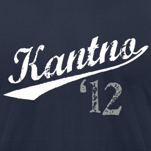 Kantno '12 - Men's T-Shirt by American Apparel
