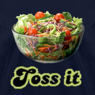 Design ~ Toss It