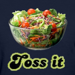 Toss It - Women's T-Shirt