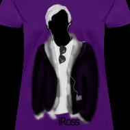 Design ~ iRoss Grey WOMENS