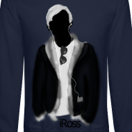 Design ~ iRoss Grey SWEATER