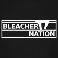 Design ~ Bleacher Nation Logo Tall