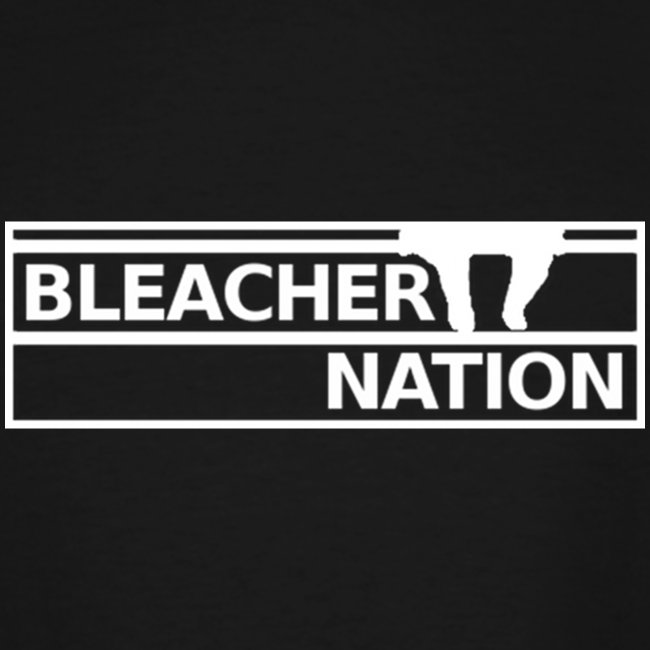 Bleacher Nation Logo Tall