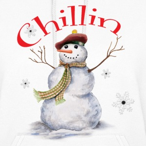 Women's Chillin With My Snowmies - Women's Hoodie
