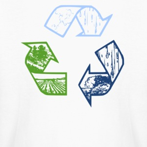 Recycle Tee - Kids' Long Sleeve T-Shirt