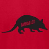 Design ~ Twangville Armadillo Tee