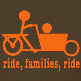 Design ~ Women's Bakfiets Ride Families