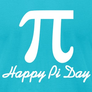 Pi Day T-Shirts - Men's T-Shirt by American Apparel