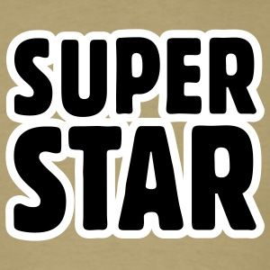 SUPERSTAR T-Shirt (Black/White) - Men's T-Shirt