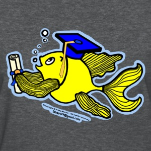 Graduation Fish Graduate - Women's T-Shirt