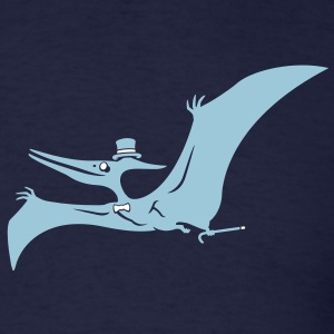 Sir Pterodactyl - Men's T-Shirt
