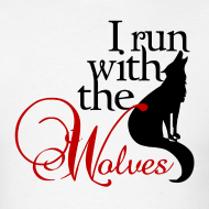 Design ~ I run with the wolves  (Twilight / Breaking Dawn)