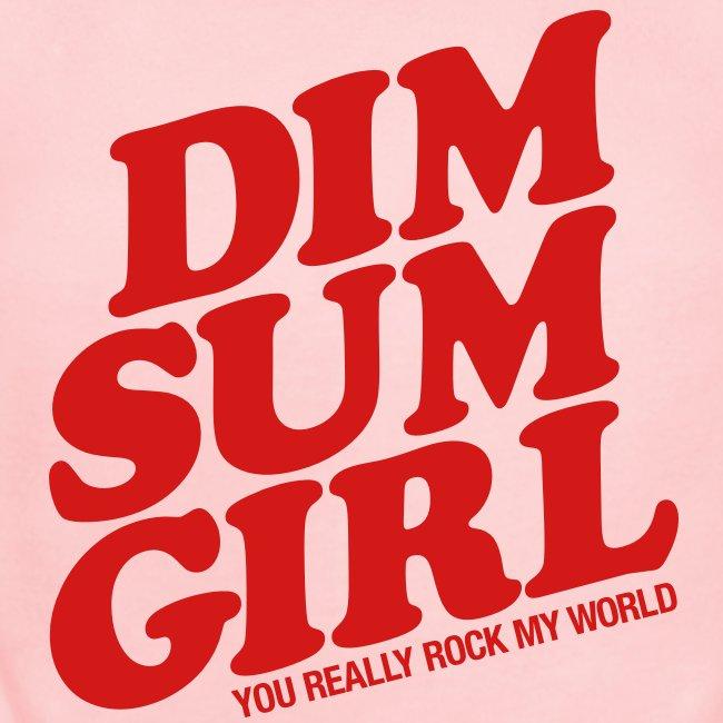 Dim Sum Girl Baby