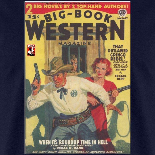 Big Book Western Pulp January 1940