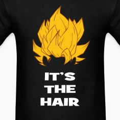 It's The Hair - Men's