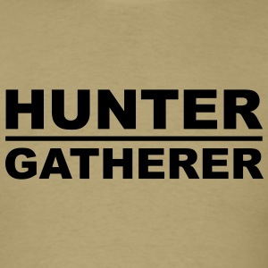 Hunter Gatherer v4 T-Shirts - Men's T-Shirt