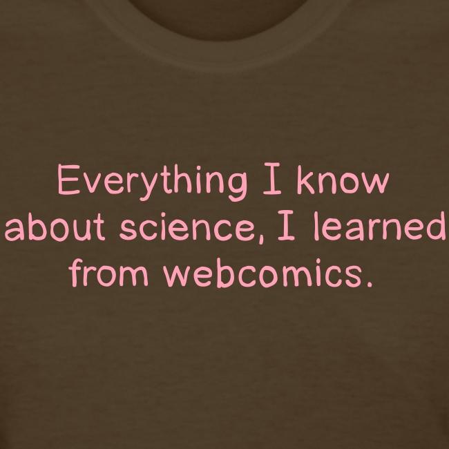 Science Webcomics