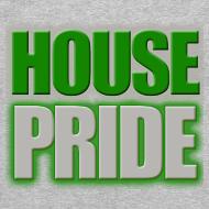 Design ~ House Pride Slytherin SWEATER