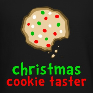 Cookie Taster Dark Long Sleeve Shirts - Crewneck Sweatshirt