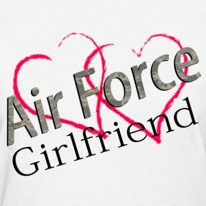air force gf Women's T-Shirts - Women's T-Shirt