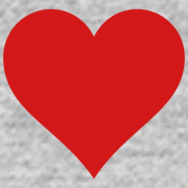 Heart Men's SweatShirt