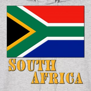 South Africa Hoodies - Men's Hoodie