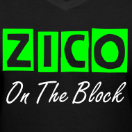 Design ~ Zico On The Block- V Neck