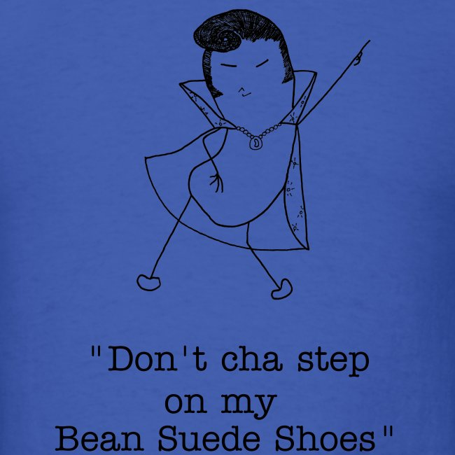 Bean Suede Shoes