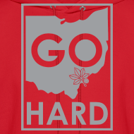 Design ~ GO HARD - URBAN HOOD