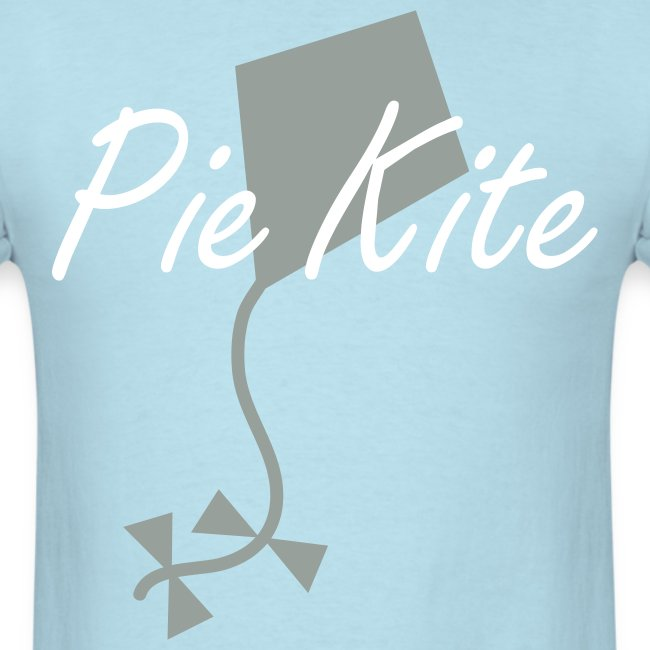 Pie Kite Adult T-Shirt