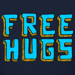 GIRLS Free Hugs Tee - Women's T-Shirt