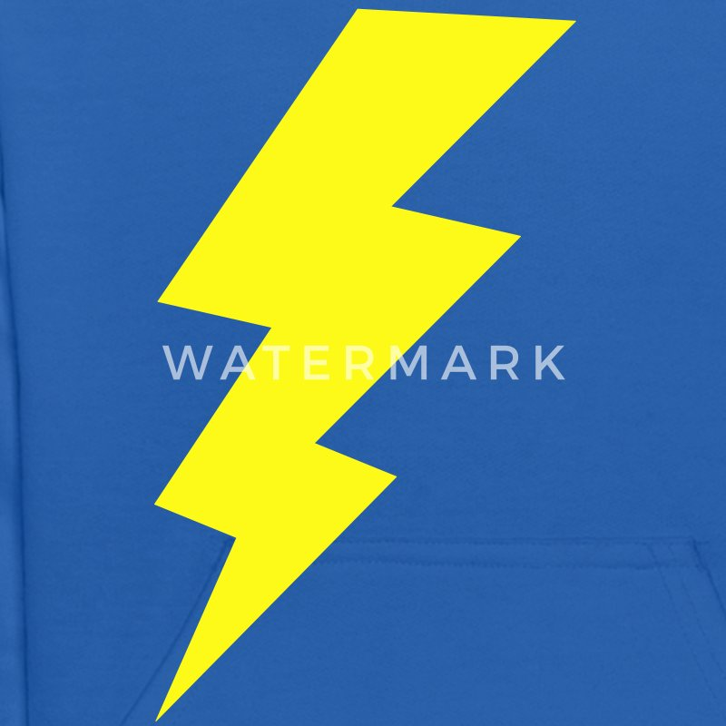 blitz thunder storm flash Sweatshirts - Kids' Hoodie