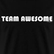Design ~ Team Awesome - black