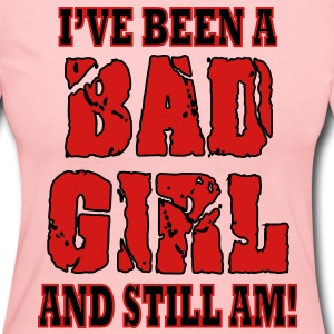 Bad Girl - Women's Long Sleeve Jersey T-Shirt
