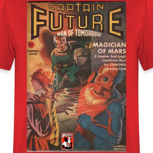 Captain Future  Sum 1041