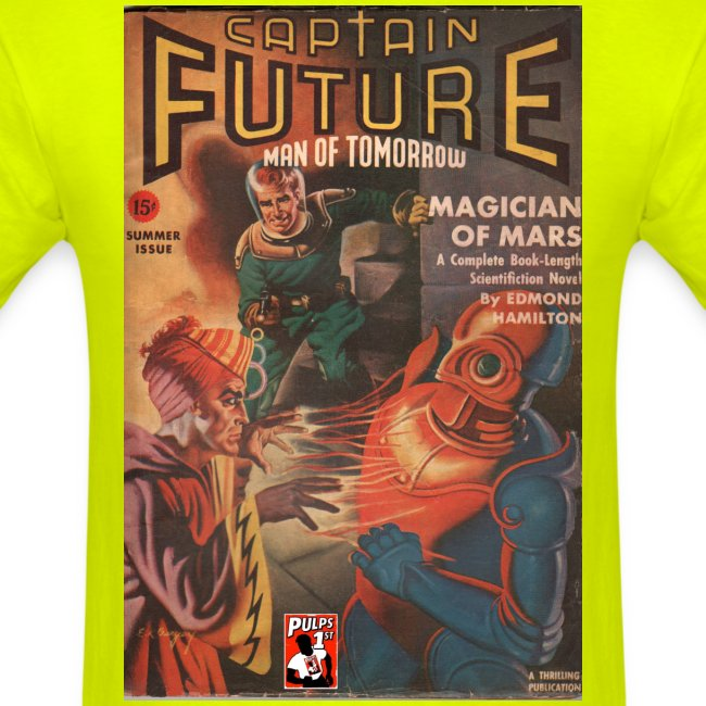 Captain Future  Sum 1041