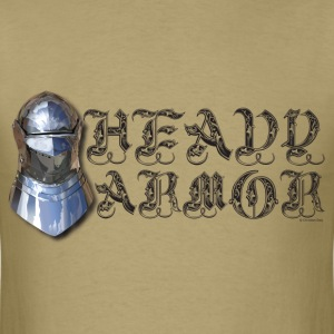Heavy Armor Standard T - Men's T-Shirt