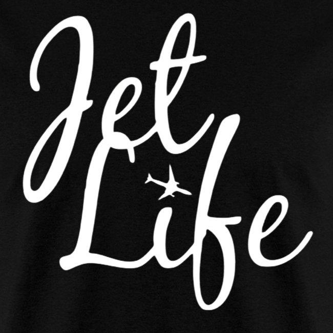 Jet Life (White) T-Shirt