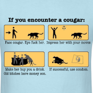 Design ~ DIY: Cougar Handling