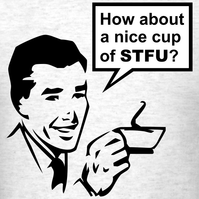 cup of stfu